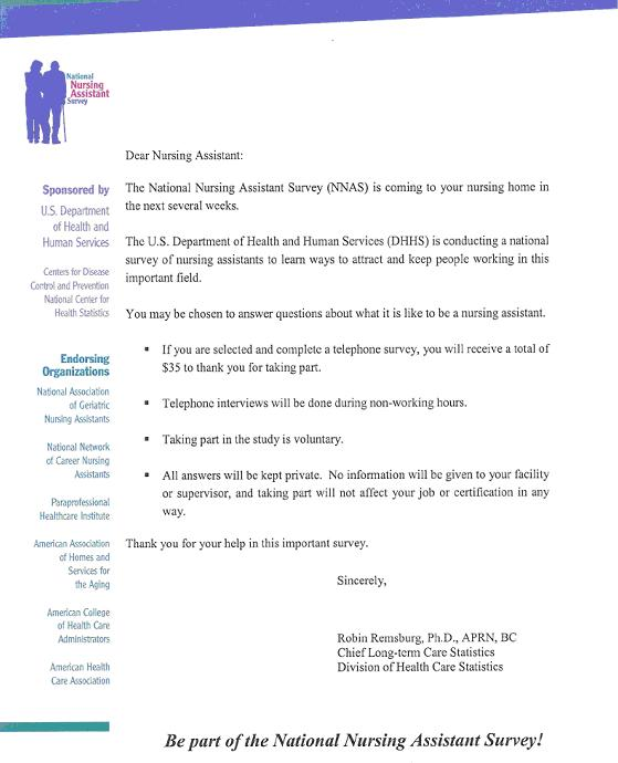 Survey Cover Letter Samples For Research