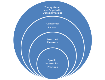 Figure 1. Core Components – From Principles to Practices