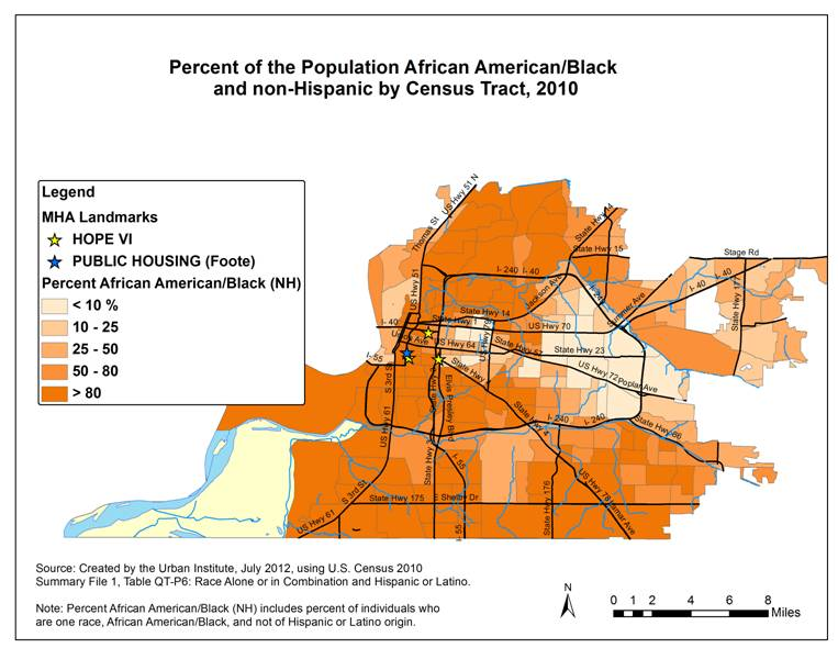 Demographics By Zip Code Map.Appendix B Maps Memphis Demographics And Housing Assistance Aspe
