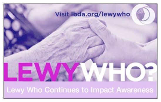 Cover of Lewy Who? Lewy Who Continues to Impact Awareness