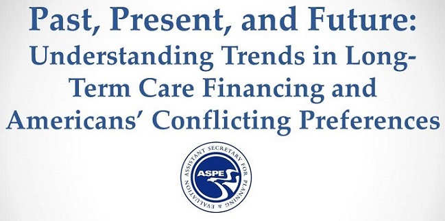Meeting Intro Slide: Past, Present, and Future: Understanding Trends in Long-Term Care Financing and Americans' Conflicting Preferences