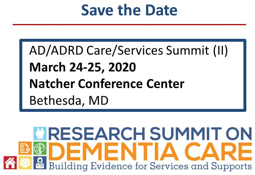 Save the Date for the 2020 Care Summit