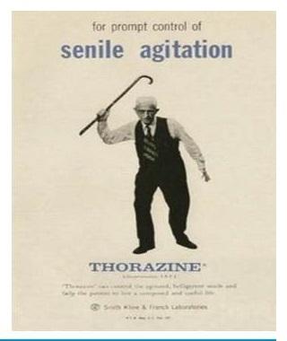 Thorazine Advertisement.
