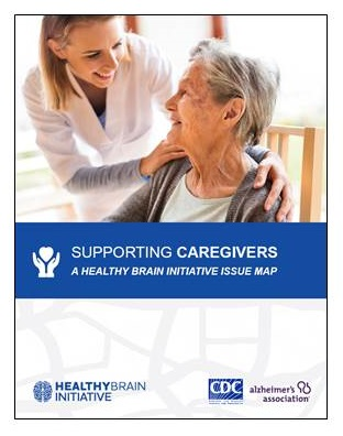 Supporting Caregivers cover.